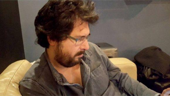 El guitarrista santcugatenc Oriol Saltor presenta 'Cristalls' al MUT Torreblanca / Foto: Discmedi