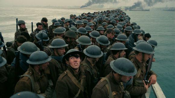 La nova pel·lícula de Christopher Nolan, 'Dunkerque', arriba als cinemes de Sant Cugat