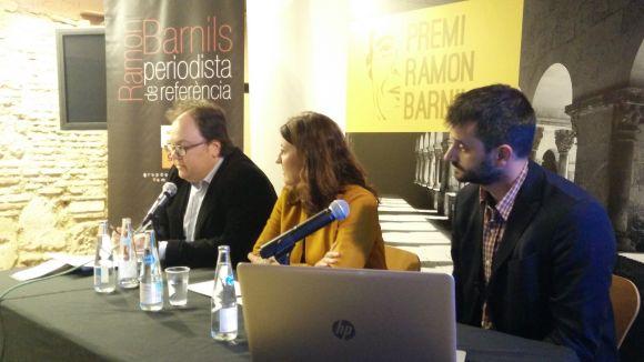 El 3r Premi Ramon Barnils de periodisme d'investigació també reconeixerà la tasca local