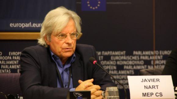 C's commemora avui el Dia d'Europa amb una xerrada de l'eurodiputat Javier Nart