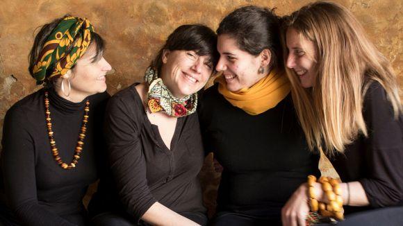 Les integrants de la formació / Foto: Web Ajuntament
