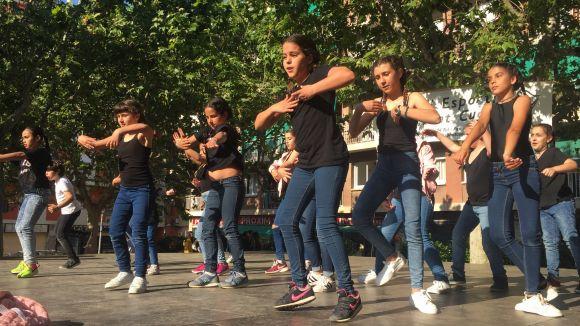 La dansa crea complicitats amb Petits Músics del Món i el seu projecte a Malawi