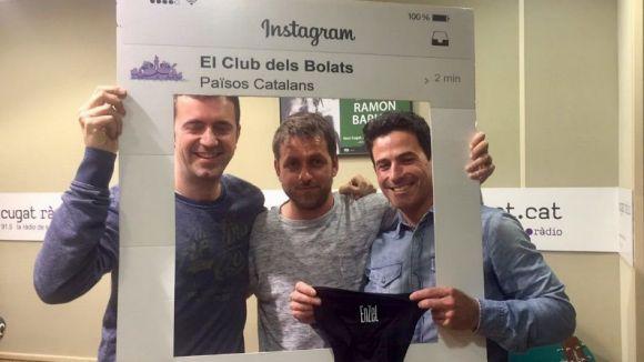 El grup EnZel presenta el seu primer disc a 'El Club dels Bolats'