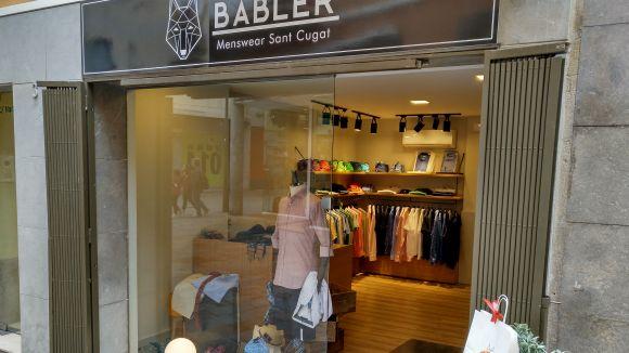 Bäbler obre al carrer de Valldoreix amb una aposta per la moda de proximitat