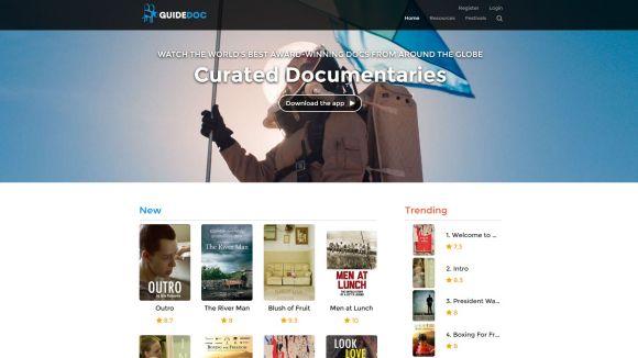 Vista del web / Foto: GuideDoc.tv