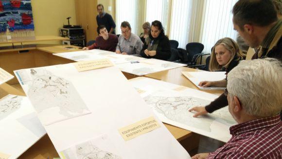 La sessió de Centre Oest ha tingut la participació de nou persones