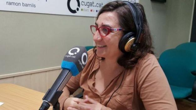 Eva Tataret ha posat punt final a un mandat d'un any i mig / Foto: Cugat.cat
