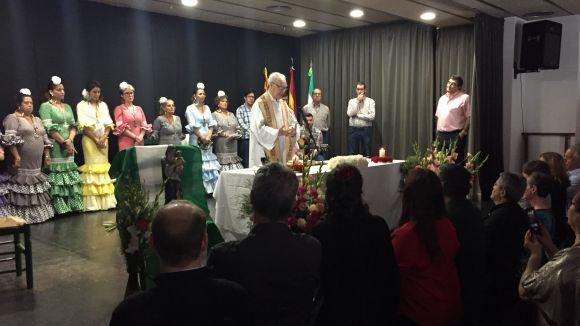 El CPA viu una Cruz de Mayo colofó de la Feria de Abril