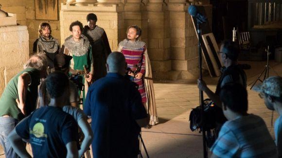 El rodatge de la sèrie documental va tenir lloc l'estiu passat / Foto: CCMA