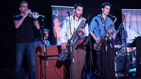 La música negra reconquereix Sant Cugat amb el St.QBlack
