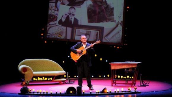Pablo Carbonell i el seu 'món de la taràntula', avui al Teatre-Auditori