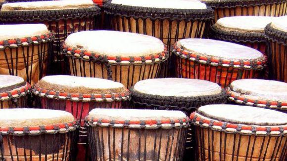 Els ritmes brasilers arriben al MUT / Foto: Centresculturals.santcugat.cat