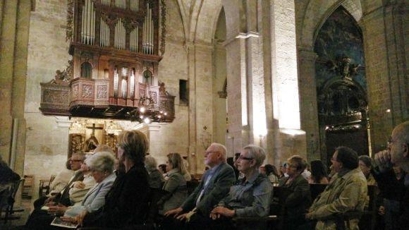 El 10è concert solidari del Rotary recull més de 6.000 euros per a la Llar d'Avis de la Parròquia