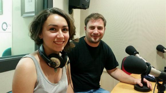 Eli Escoda i Pau Sans han presentat el cartell del DesPerta