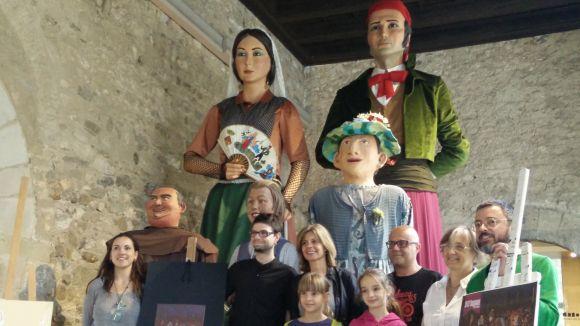 La Trobada Comarcal de colles i una visita a Alba, plats forts del 30è aniversari dels Geganters