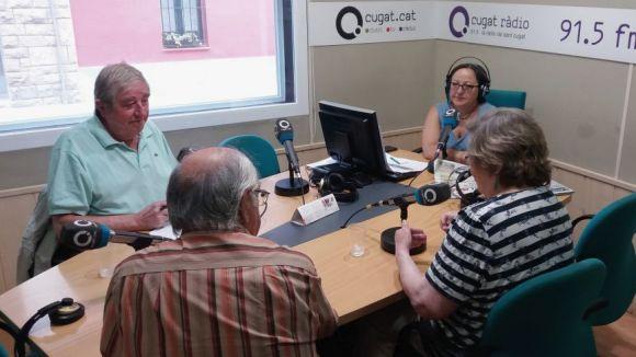 Els tertulians de dijous amb la presentadora, Carme Reverte