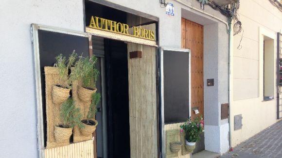 El restaurant Author Boris obre avui a la plaça de Barcelona