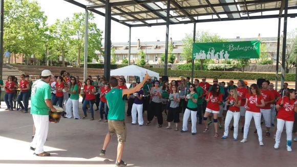 La Festa de la Percussió consolida el seu creixement amb la incorporació dels grups d'adults