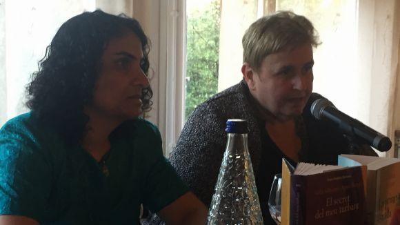L'experiència i coratge de Nadia Ghulam donen el tret de sortida al cicle Tertúlia amb Amics