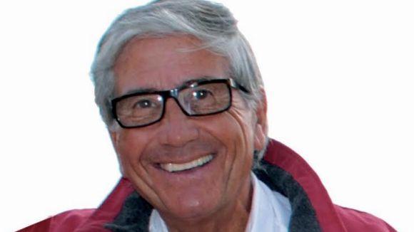 Josep Garriga publica el llibre 'Passions', el seu debut a la poesia