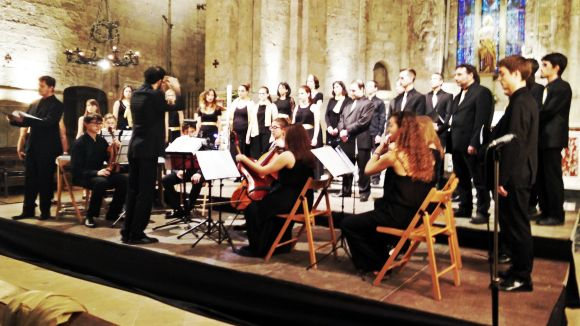 Camerata confia que el Pla Director de la Música Clàssica rellanci el Cicle de Música Sacra