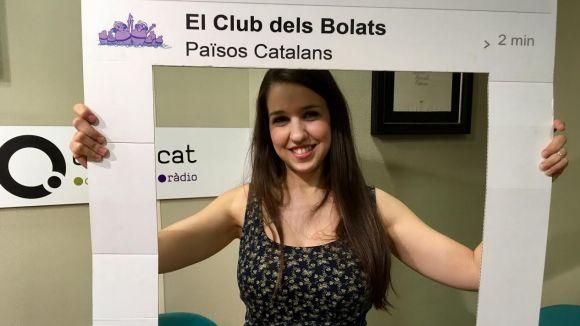 Gemma Humet presenta el seu segon disc d'estudi, 'Encara', a ' El Club dels Bolats'