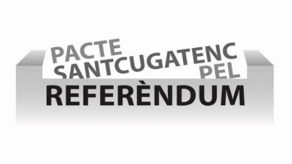 El Pacte Santcugatenc pel Referèndum es presenta aquest dilluns amb una quarantena d'adhesions