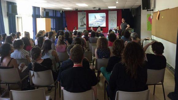 La jornada sobre neuroeducació d'Ed Building i Neurohackers suma un centenar de persones