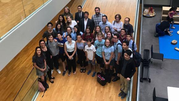 El Consell de Joves 13/16 ha celebrat aquest dilluns la darrera sessió
