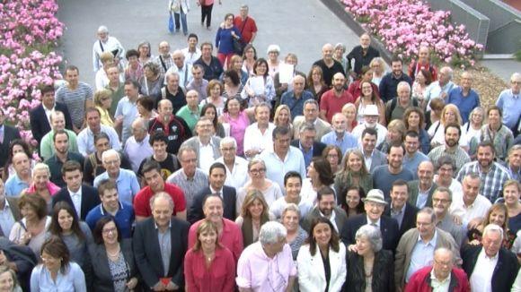 El Pacte Santcugatenc pel Referèndum arriba a les 50 entitats adherides
