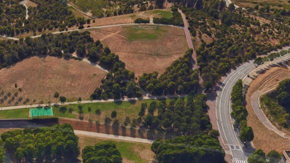 L'ANC desplegarà l'estelada gegant de més de 2.500 metres quadrats al Turó de Can Mates