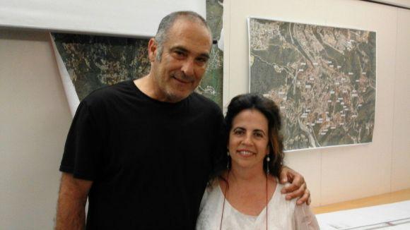 Ramon Piqué i Lourdes Llorente
