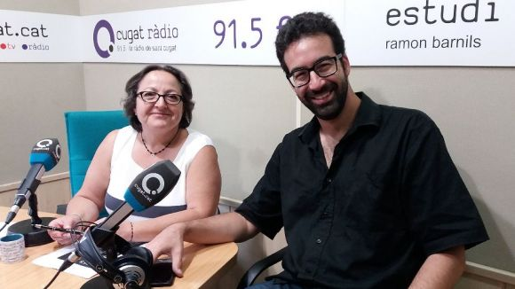 Carme Reverte i Joan Ramon Armadàs