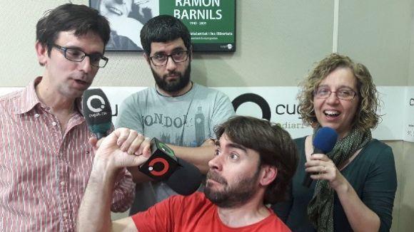 L'equip de Daniel Ruiz Trillo es prepara per anar a Eurovisió