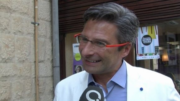 Krzysztof Charamsa: 'L'Església ha de deixar de controlar els nostres llits'