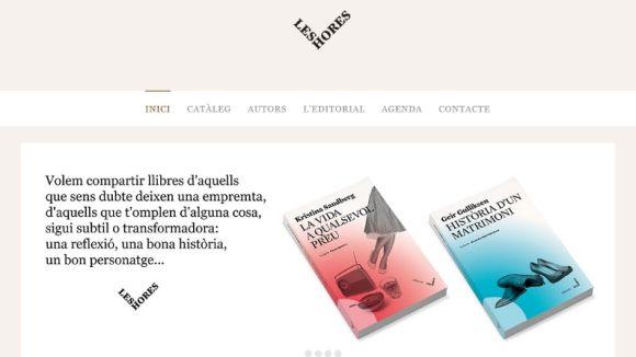 Neix a Sant Cugat Les Hores, una editorial en llengua catalana