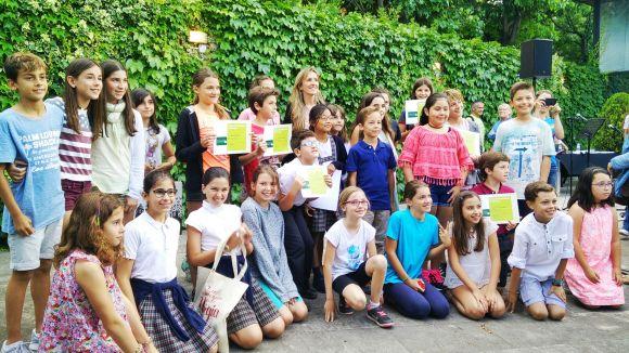 El 12è Premi de Narrativa Infantil reconeix la imaginació dels alumnes de les escoles de Sant Cugat