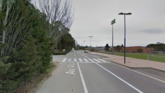Avigunda de l'alcalde Barnils / Foto: Google maps