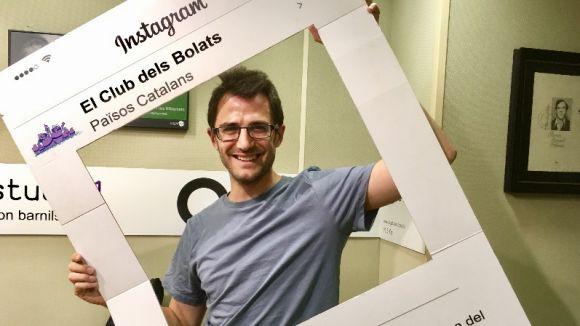 Guillem Roma presenta el seu últim disc, 'Connexions', a 'El Club dels Bolats'