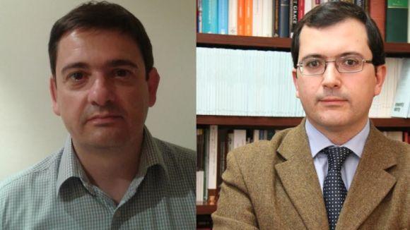 Els santcugatencs Alfredo Bergua i Pablo Nuevo, a la nova direcció provincial del PP