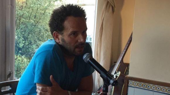 Marc Martínez: 'La cultura no ocupa en aquest moment la posició que li pertoca'