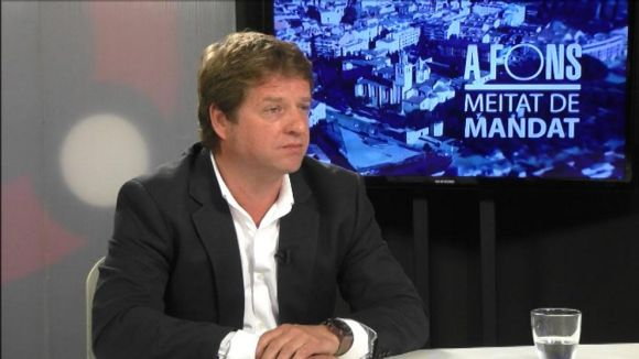Soler demana al PSC que s'oposi a l'aplicació del 155 i defensa el pacte local de govern