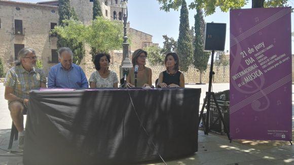 Sant Cugat celebrarà el Dia Internacional de la Música amb una quarantena d'activitats