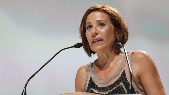 Moment del discurs de Vilarasau / Foto: CoNCA - Eva Guillamet