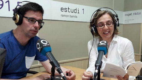 Dani Ruiz-Trillo i Cristina Company
