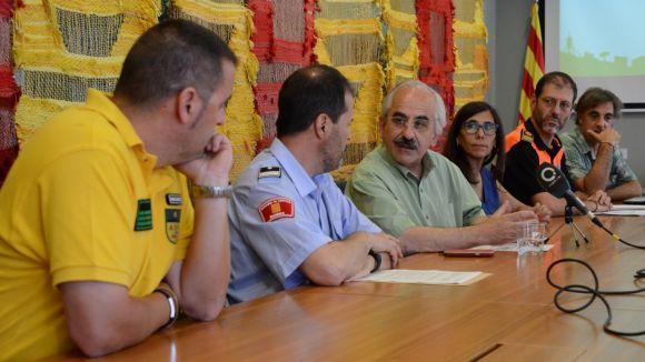 Activada la campanya de prevenció d'incendis forestals, marcada per les altes temperatures
