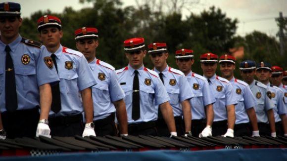 En risc la promoció de 500 agents de Mossos que hauria de donar servei a Sant Cugat