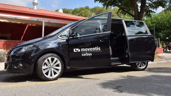 El nou sistema de transport de Can Barata triplica la mitjana d'usuaris les dues primeres setmanes