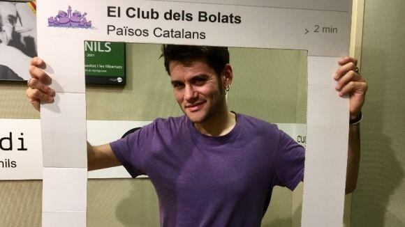 El cantautor Jordi Montañez presenta 'Anòxia' a 'El Club dels Bolats'