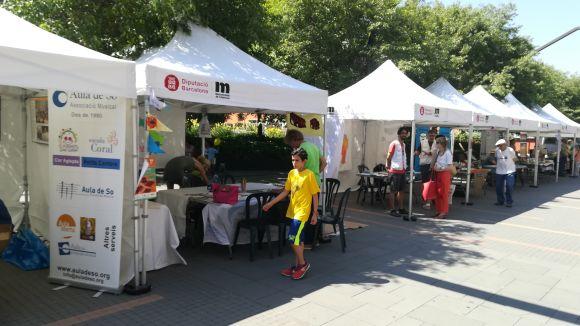 La 2a Fira d'Economia Social i Solidària aposta per les formes de vida alternatives